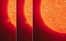 Нейросеть помогла определить магнитное поле на дальней стороне Солнца