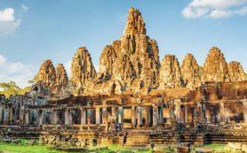 Античный Ангкор не исчез внезапно