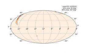 LIGO поймала первую гравитационную волну нового сезона
