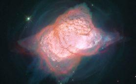 Астрофизики увидели в космосе первую молекулу Вселенной