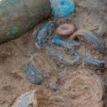 На Корсике нашли этрусский склеп