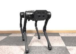 Китайцы показали четвероногого робота AlienGo