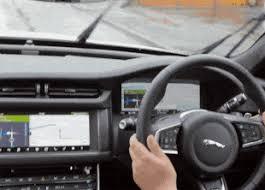 Подогрев руля Jaguar превратили в индикатор уведомлений