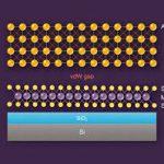 Новый материал Флатландии: физики получили (квази)двумерное золото
