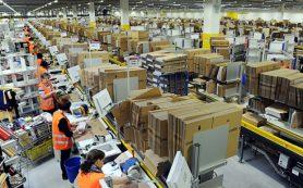 Amazon автоматизировала упаковку заказов на складах