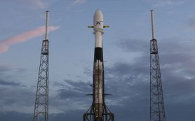 SpaceX запустила первые 60 спутников системы глобального интернета Starlink