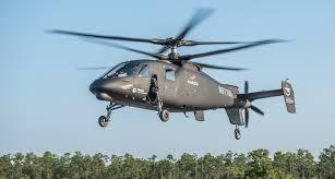 Американцы испытали скоростной вертолет-разведчик на маневренность