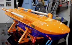 В России разработали морского робота-спасателя