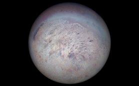 На спутнике Нептуна Тритоне обнаружен лед редкого типа