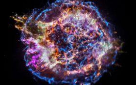 Взрывающиеся звезды могли поставить человечество на две ноги