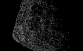 Аппарат OSIRIS-REx выходит на низкую орбиту вокруг астероида Бенну