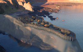 Археологи воссоздали внешний вид древнейшего пиктского форта