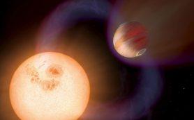 Астрономы впервые провели расчеты магнитной активности «горячих юпитеров»
