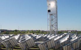 Открылся опытный солнечный завод по производству синтетического топлива