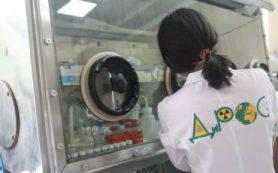 Химики МГУ раскрыли структуру радиоактивных наночастиц оксида тория