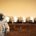 Как разбить огород на Марсе?