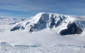 В антарктическом снеге обнаружена пыль из межзвездного пространства