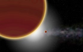 Открыта новая планета на орбите вокруг молодой звезды Млечного пути