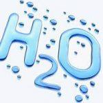 Химическая формула воды, все же, H2O