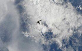 «Союз МС-14» возвратился на Землю с роботом на борту