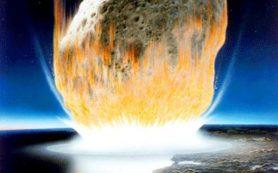 Астероид, уничтоживший динозавров, вызвал гигантское цунами, считают ученые