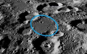 «Потерянный» индийский лунный аппарат находится где-то на этом снимке