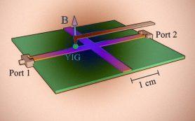 Физики построили микроволновый диод