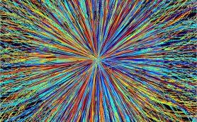 Позитроны укажут на распад вакуума при столкновении тяжелых ионов