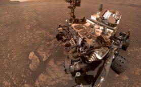 Ночные изменения в атмосфере Марса могут решить загадку метана
