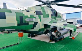 В России начались испытания первого цифрового «Крокодила»
