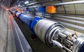 В США показали прототип магнита для коллайдера будущего
