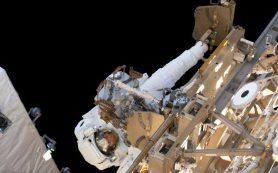 НАСА готовится к выходу в открытый космос на МКС