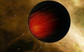 Экзопланета обращается вокруг звезды с периодом всего лишь 18 часов