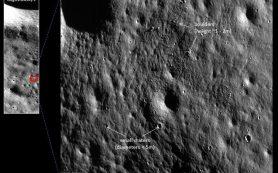 Индийский лунный зонд Чандраян-2 начал получать научные данные