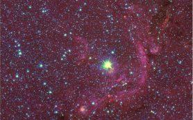 Сверхгигантские звезды постоянно охлаждаются и нагреваются