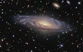 Ученые завершили уникальное исследование невидимых частей ближайших к нам галактик