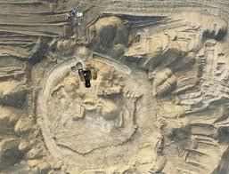 Под Азовом нашли погребение «влюблённых» эпохи энеолита