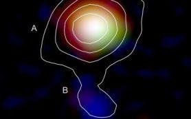 Пыльная звездообразующая галактика MAMBO-9 детально исследована