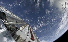 Почему астрономы обеспокоены яркостью спутников Starlink компании SpaceX