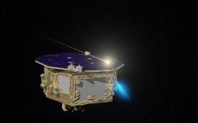 Миссия LISA Pathfinder помогла обнаружить десятки «кометных крошек»