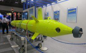 Японцы создали пару роботов для поиска морских мин