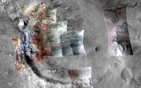 Марсианские микроорганизмы поищут в бывшем озере кратера Езеро
