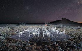 Астрономы пытаются обнаружить свет в самых первых звездах во Вселенной