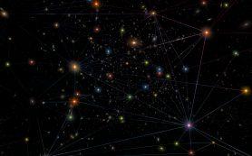 Новый способ измерения космических черных дыр