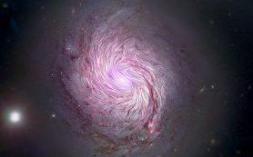 Как наша галактика Млечный Путь приобрела свою спиральную форму