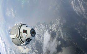 Starliner готовится к экстренной посадке на землю