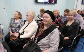 В офисе Группы компаний «Просвещение» состоялась традиционная встреча с ветеранами