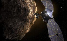 Ученые миссии НАСА Lucy подтверждают открытие спутника у астероида Эврибат
