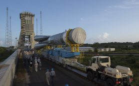 Спутник Falcon Eye 2 ОАЭ будет запущен на корабле «Союз»