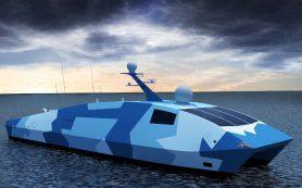 Американцы спроектируют полностью безэкипажный корабль с нуля